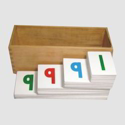 Large Number Cards 1 To 9000