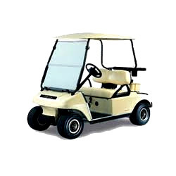 Battery for golf cart application