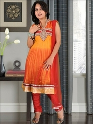 Unstitched Salwar Kurtis Suits