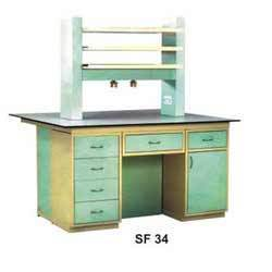 Laboratory Table (R.F.T)