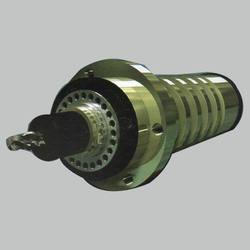 Belt Driven Milling Spindles