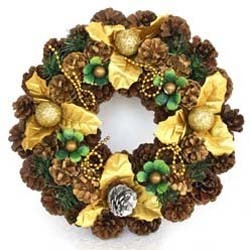 Christmas Wreath - Ecommerce Shop / Online Business from Nashik