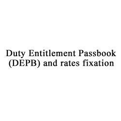 Duty Entitlement Passbook Scheme (DEPB)