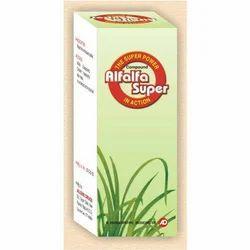 Alfalfa Super Syrups