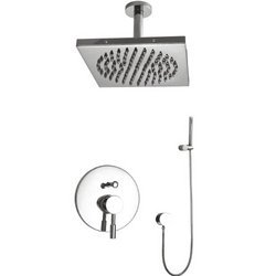 Jaguar Celling Rain Shower Set