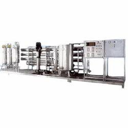 RO Industrial Plant - 10000 LPH