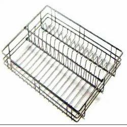 Cup & Saucer Drawer Basket