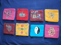 Coin Purses And Pouches