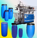 HDPE Plastic Drum Blow Molding Machine