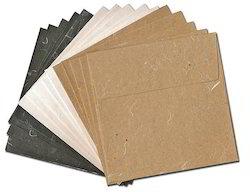 Silk Fiber Paper Envelopes