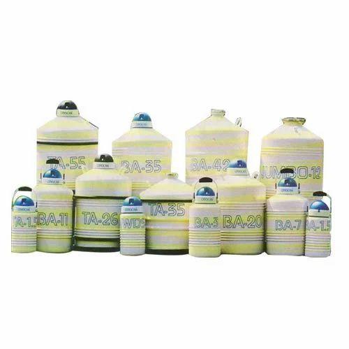 Liquid Nitrogen Containers