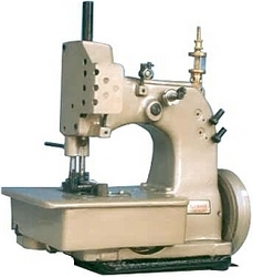 Twin Parallel Seams Bag Sewing Machine