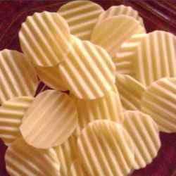 Wavy Chips With Corns