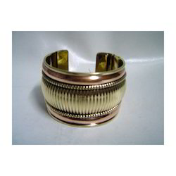 Brass And Copper Cuff links