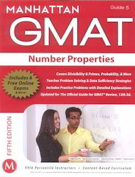 Manhattan GMAT Number Properties