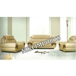 Geneva Designer Sofa Set - Rexine