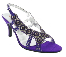High Heel Bridal Sandals