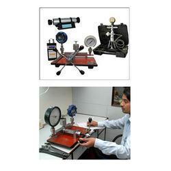 Calibration Of Pressure Equipment