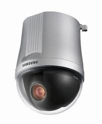 Samsung CCTV Speed Dome Camera (Model No.STCSPD3000P)