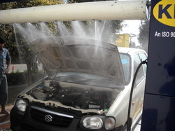 Automatic Engine Wash