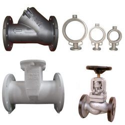 Industrial Valve Body Casting