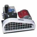 200 LPM Double Stage Belt Drive Vacuum Pump