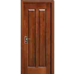 Dark Brown Wooden Doors