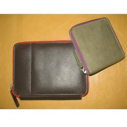 Men's Zip Wallet