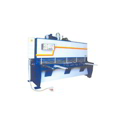 Hydraulic Variable Rake Angle Shearing