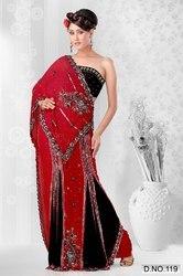 Cute Designer Sarees