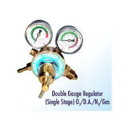 Double Gauge Regulator