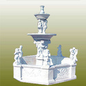 Marble Square Fountain