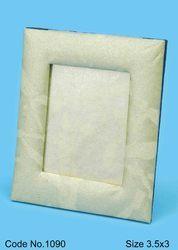 Metallic Handmade Paper Photo Frames