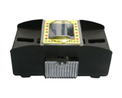 Card Shuffler For 2 Decks