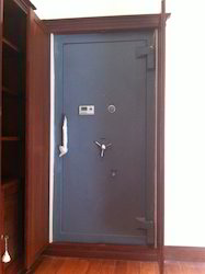 Electronic Digital Safe Door Customized
