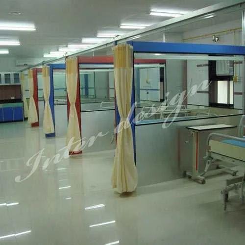 Interior Designing Services: Hospital Interior Design Services
