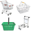 Trolley & Basket
