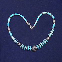 Turquious Beads Necklace
