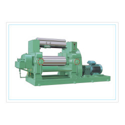 Mixing Mill with Stock Blender