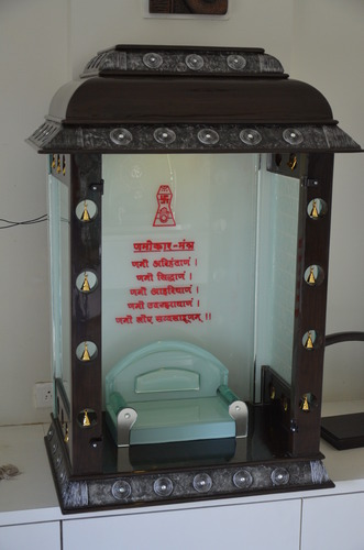 We are offering wooden pooja ghar good for God.