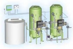Automatic Industrial Water Softening Plant