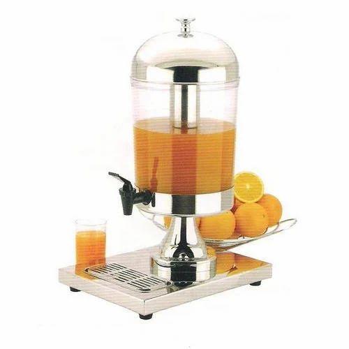 Breakfast Buffet Items Juice Dispenser Single