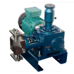Industrial Plunger Type Dosing Pumps