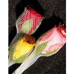 soft sleeve for rose buds