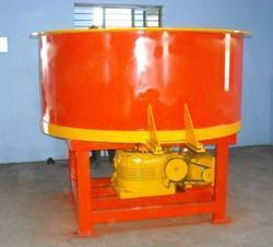 Concrete Pan Mixer Equipment