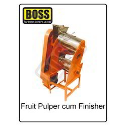 Fruit Pulper Cum Finisher