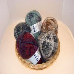 Melange Yarns In  Viscose