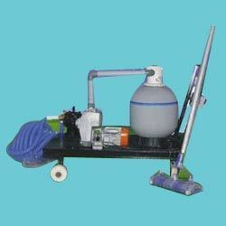 Swimming Pool Suction Sweeper Suction Sweeper With Sand Filter Manufacturer From New Delhi