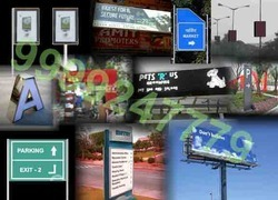 Advertising / Display / Promotion / Indoor / Outdoor / Nonlit / Backlit Board / Signage / Item /Sign