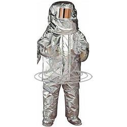 Aluminized Fire Proximity Suit